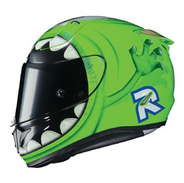HJC RPHA 11 Mike Wazowski Special Edition Motorcycle Motorbike Full Face Helmet